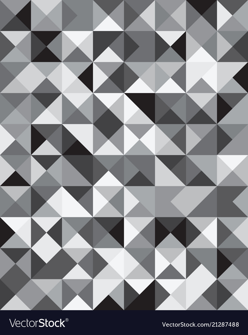 Triangular or square geometric abstract seamless