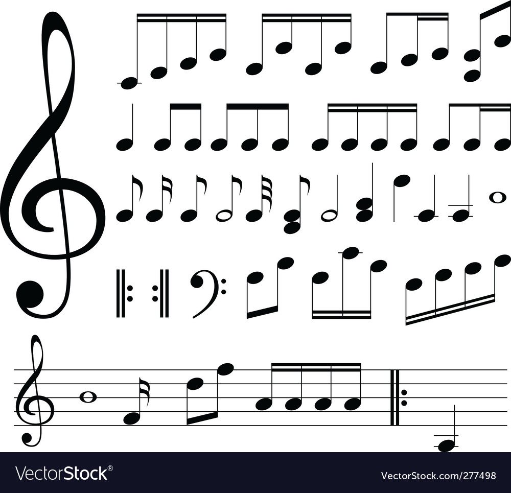 Musical signs note