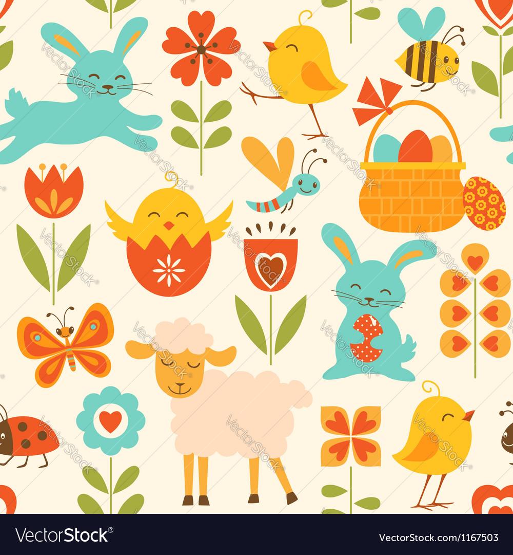 Cute Easter pattern
