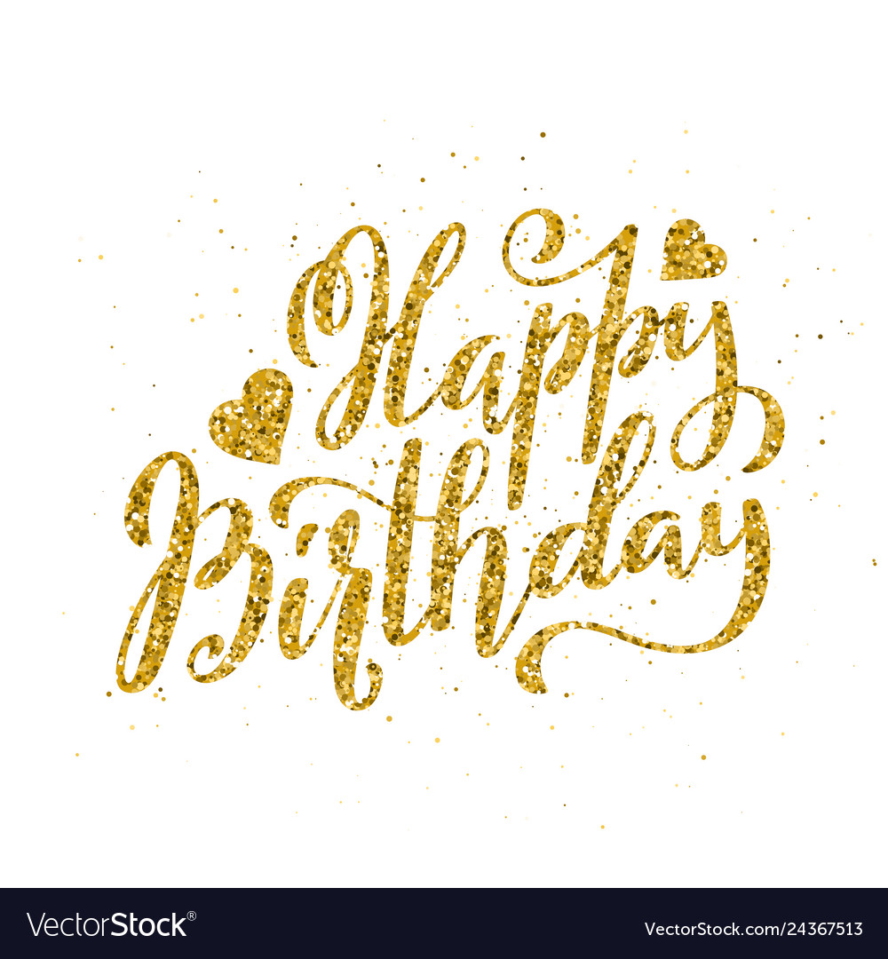 Happy birthday beautiful greeting card with