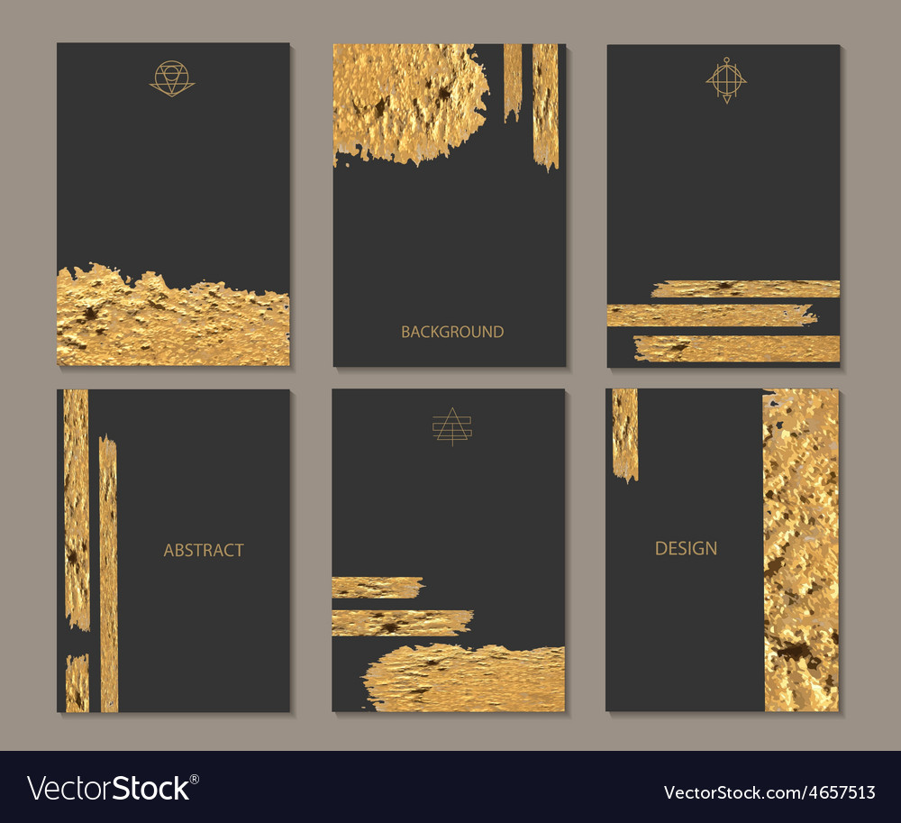 Set templates vector