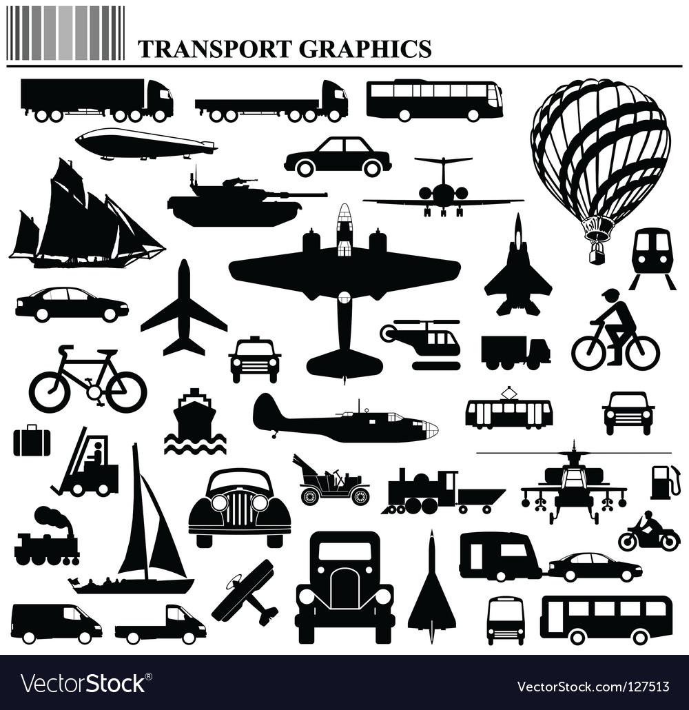 Transport graphics