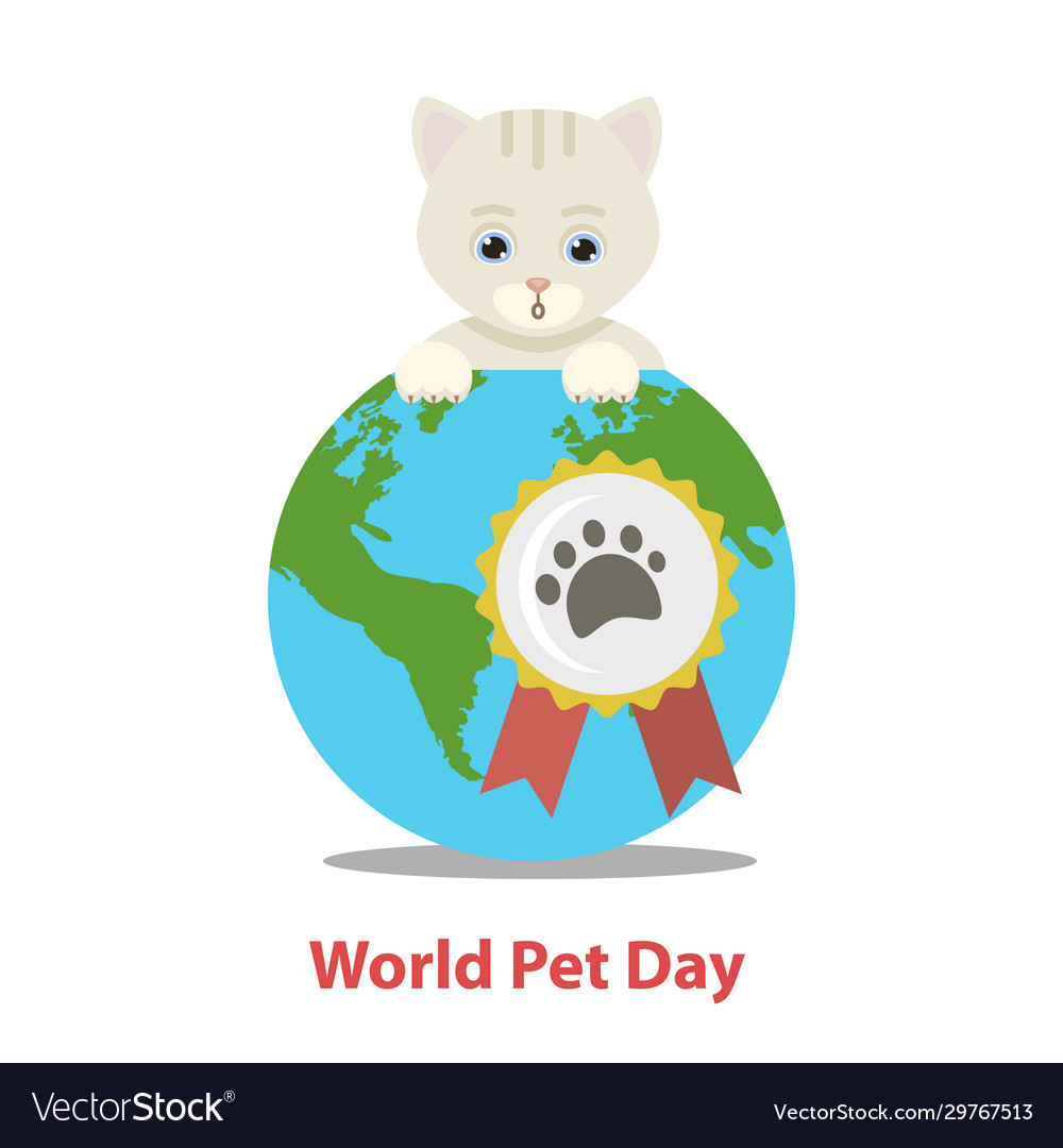 World pet day