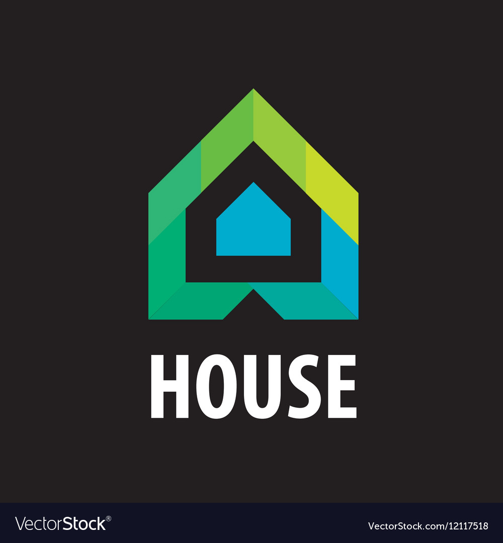 Logo House in the form of arrows