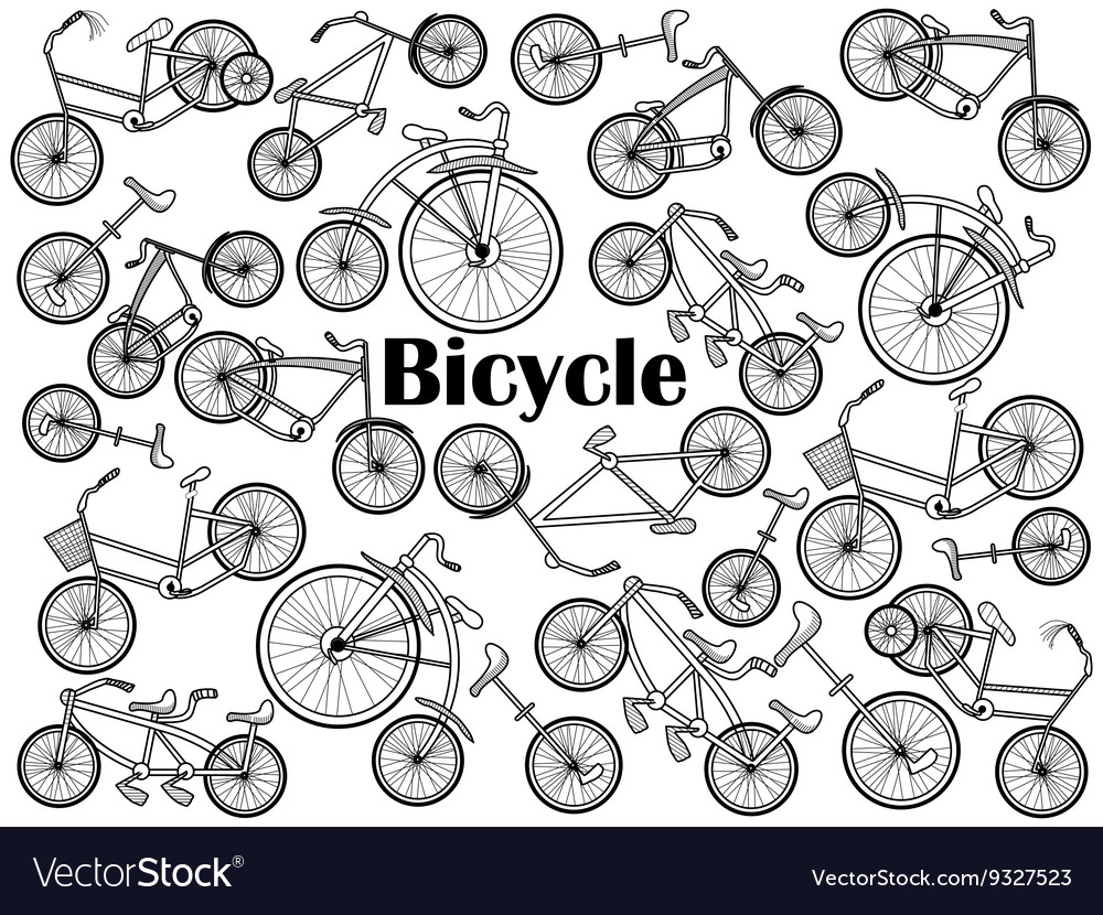 Cycle colorless set