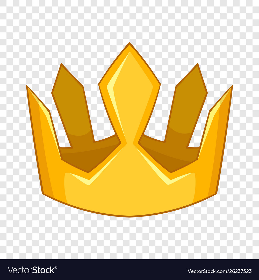 King Crown Icon Cartoon Style Royalty Free Vector Image You can use our images for unlimited commercial purpose without asking permission. vectorstock