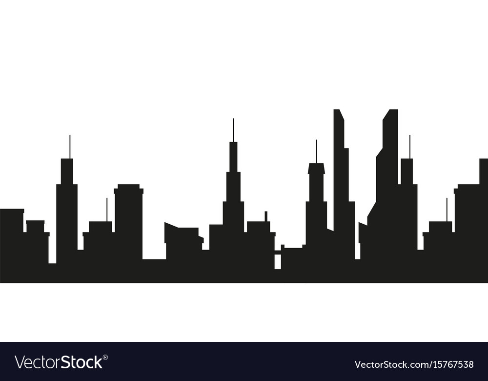 City Silhouette On White Background Royalty Free Vector Download 120,000+ royalty free city silhouette vector images. vectorstock