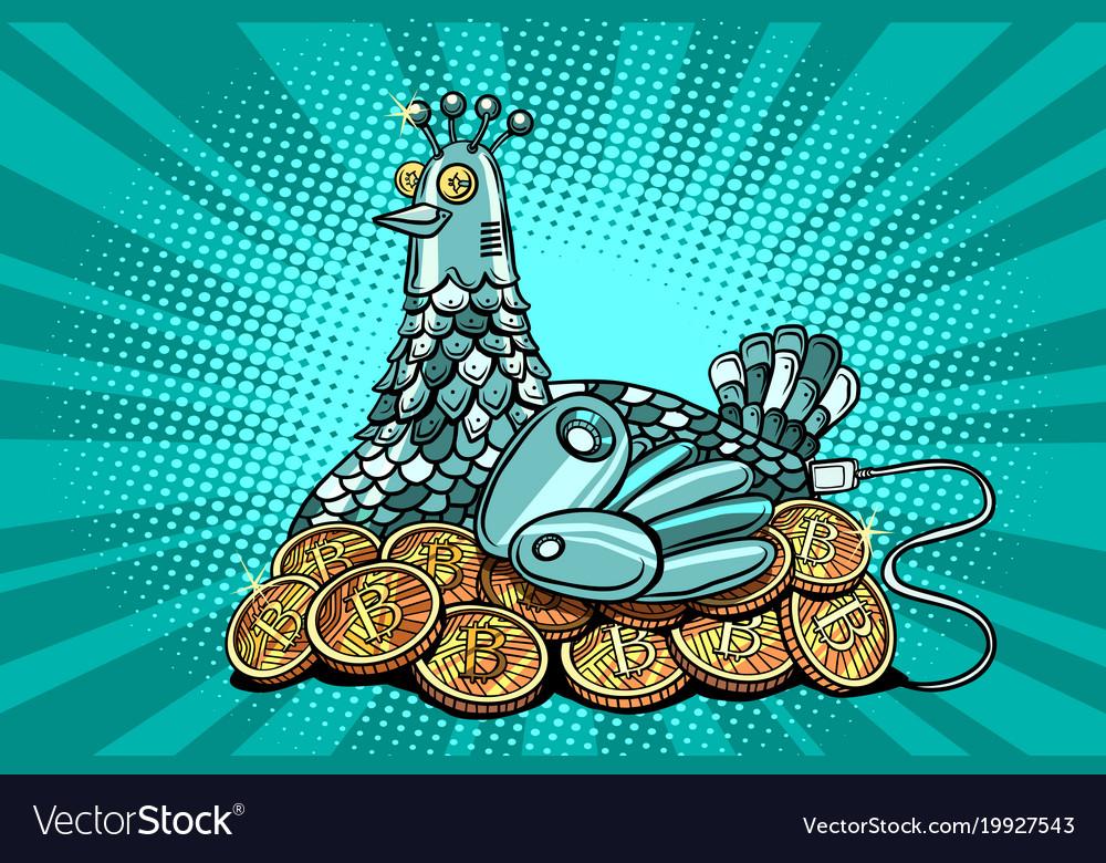 hen bitcoin