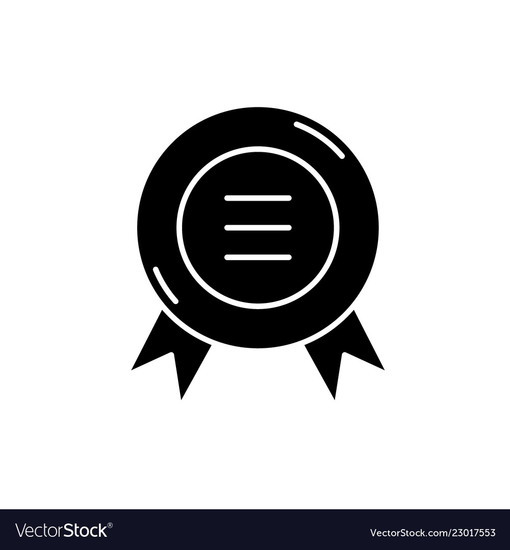 Business sticker black icon sign on