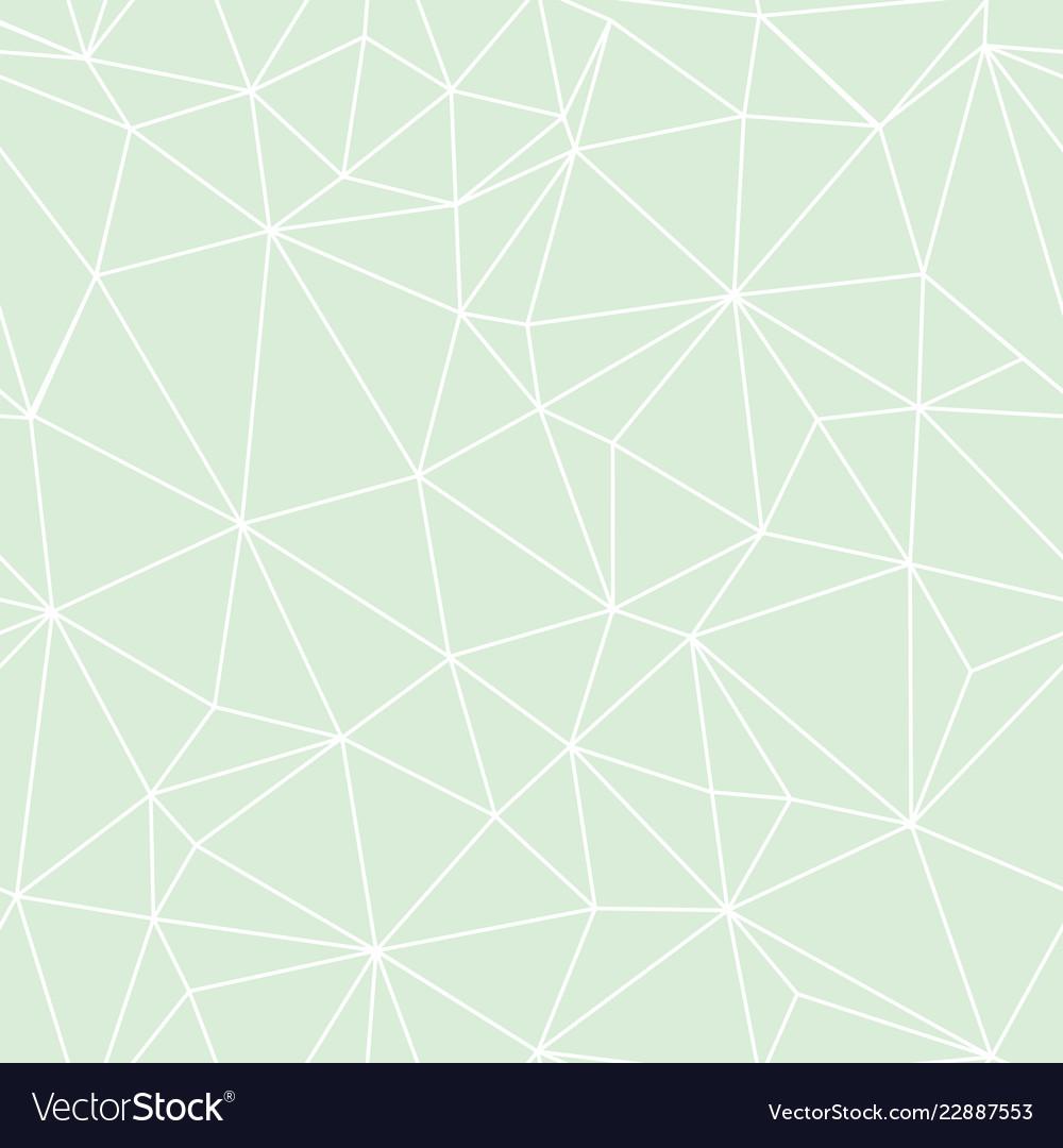 Mint green network web texture seamless pattern