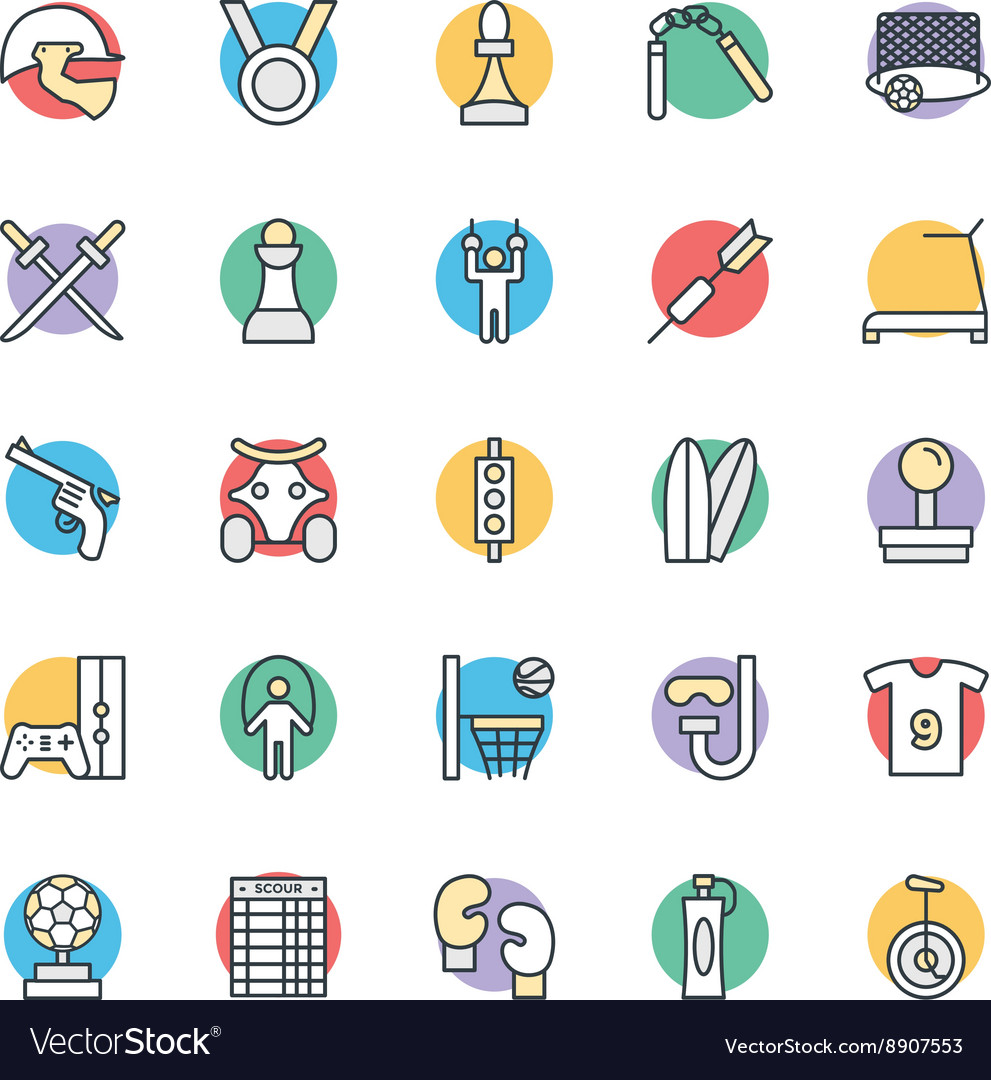 Sports Cool Icons 4