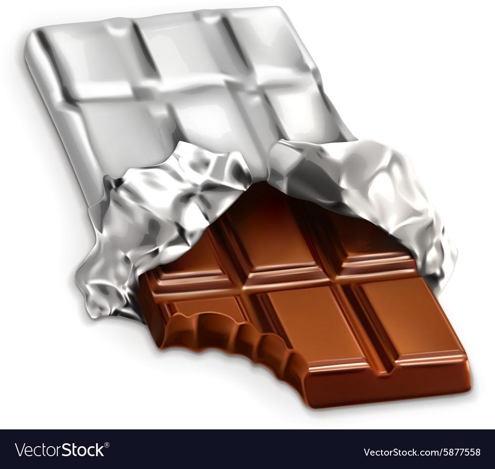 Chocolate bar a tasty piece of chocolate i