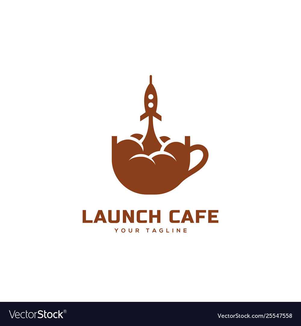 Launch cafe logo