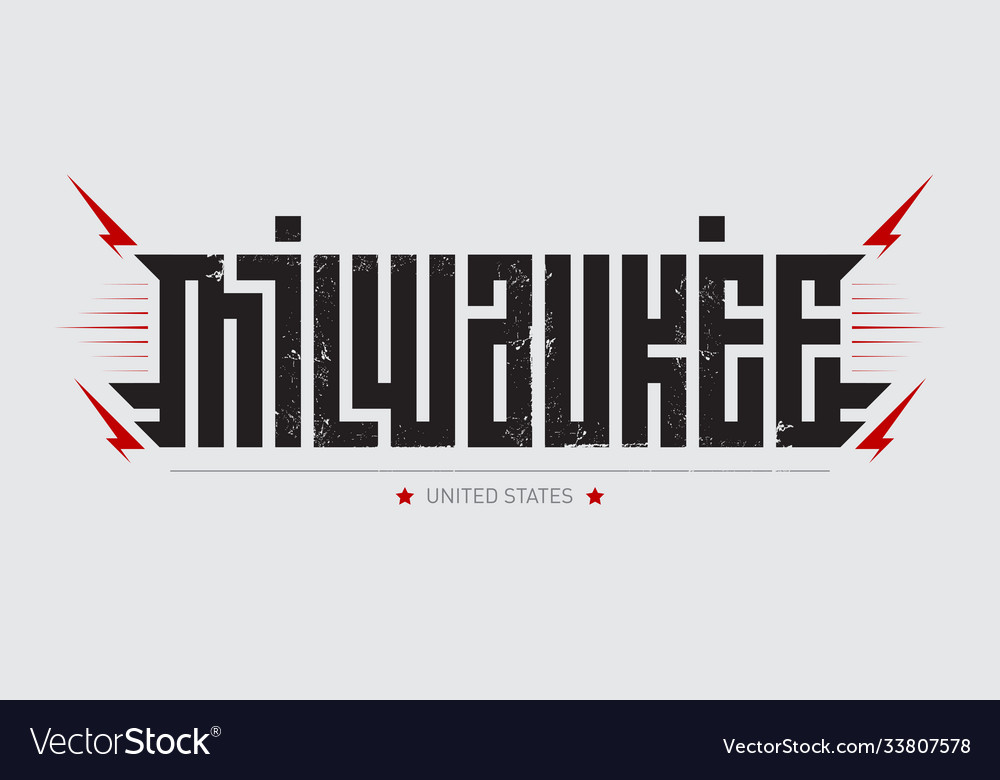 Milwaukee - largest city in state