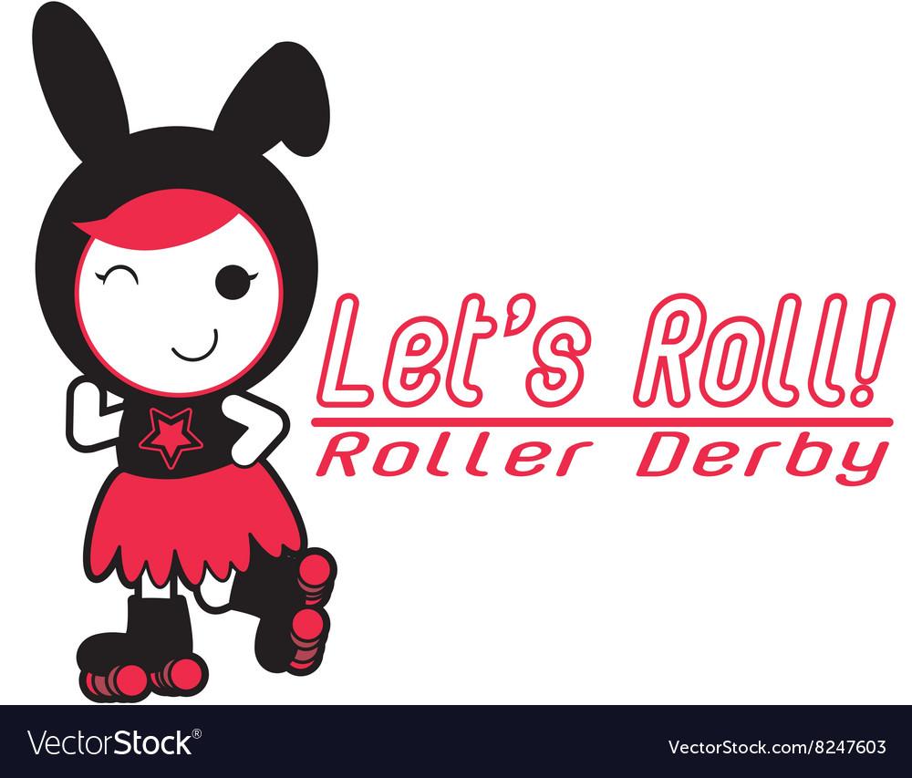 Roller Derby - Lets Roll
