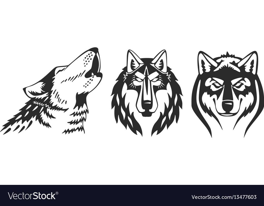 Wolfs heads