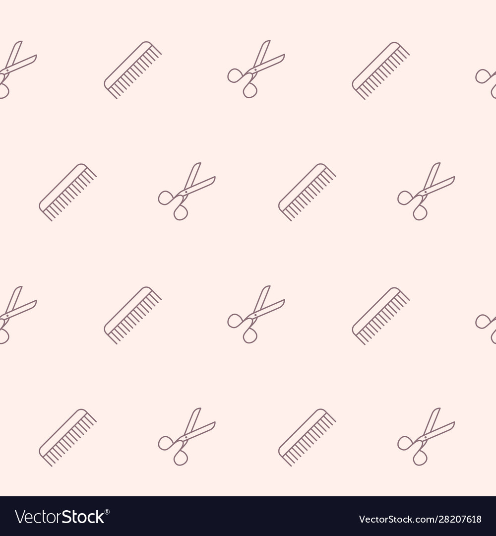 hair salon background 10 royalty free vector image  vectorstock