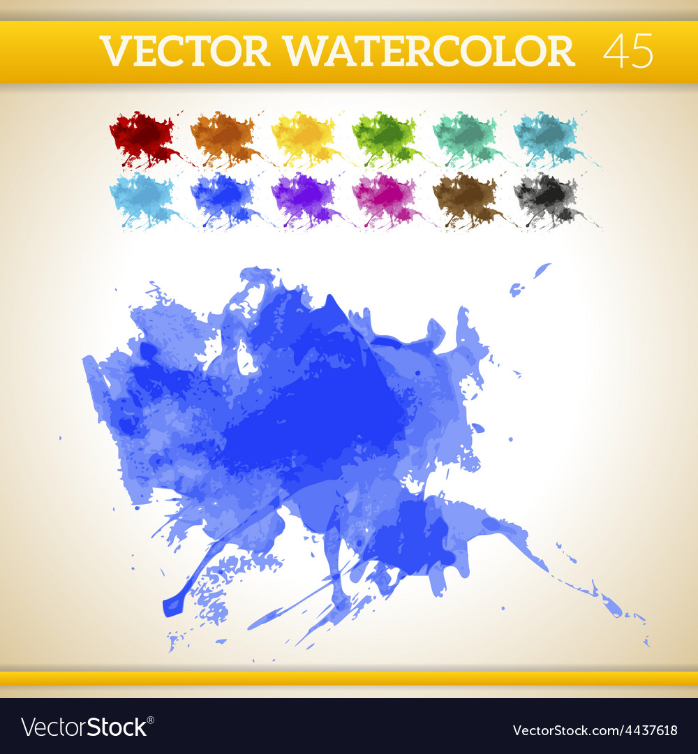 Water color texture