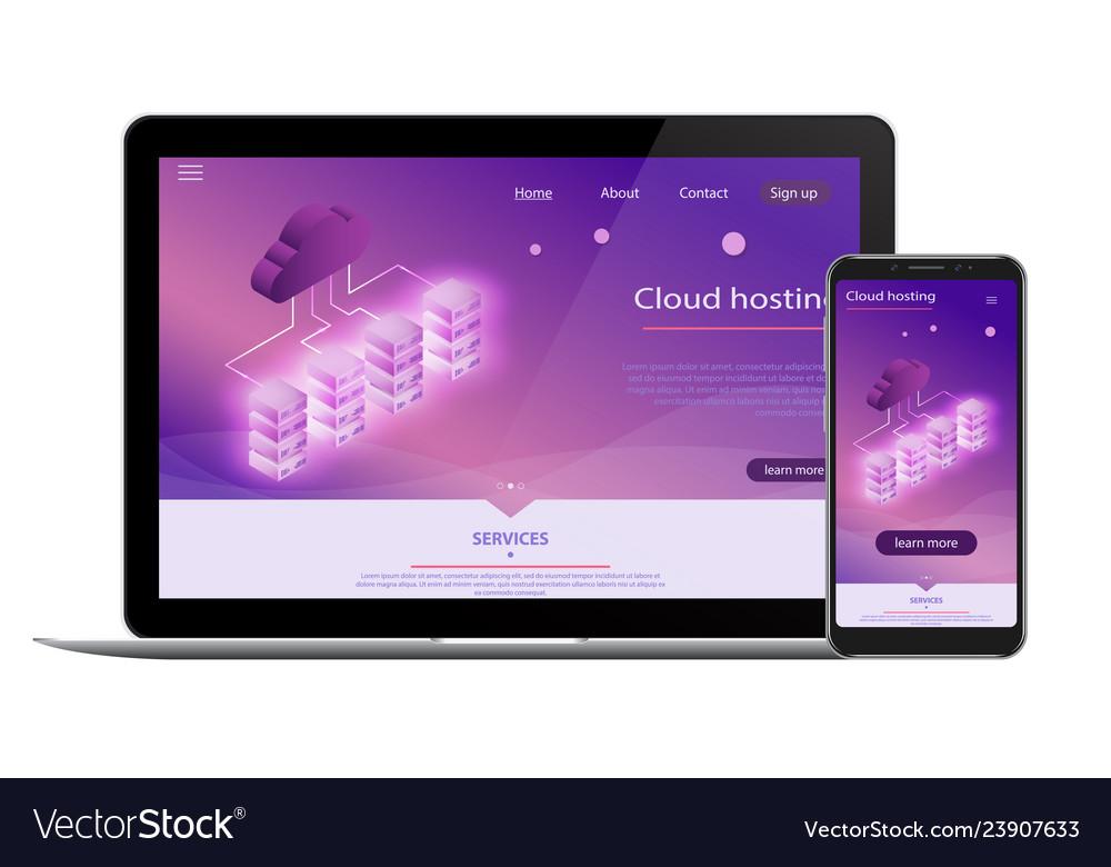 Cloud database server energy station future