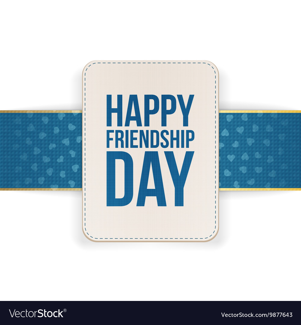 Happy Friendship Day Sale special Banner