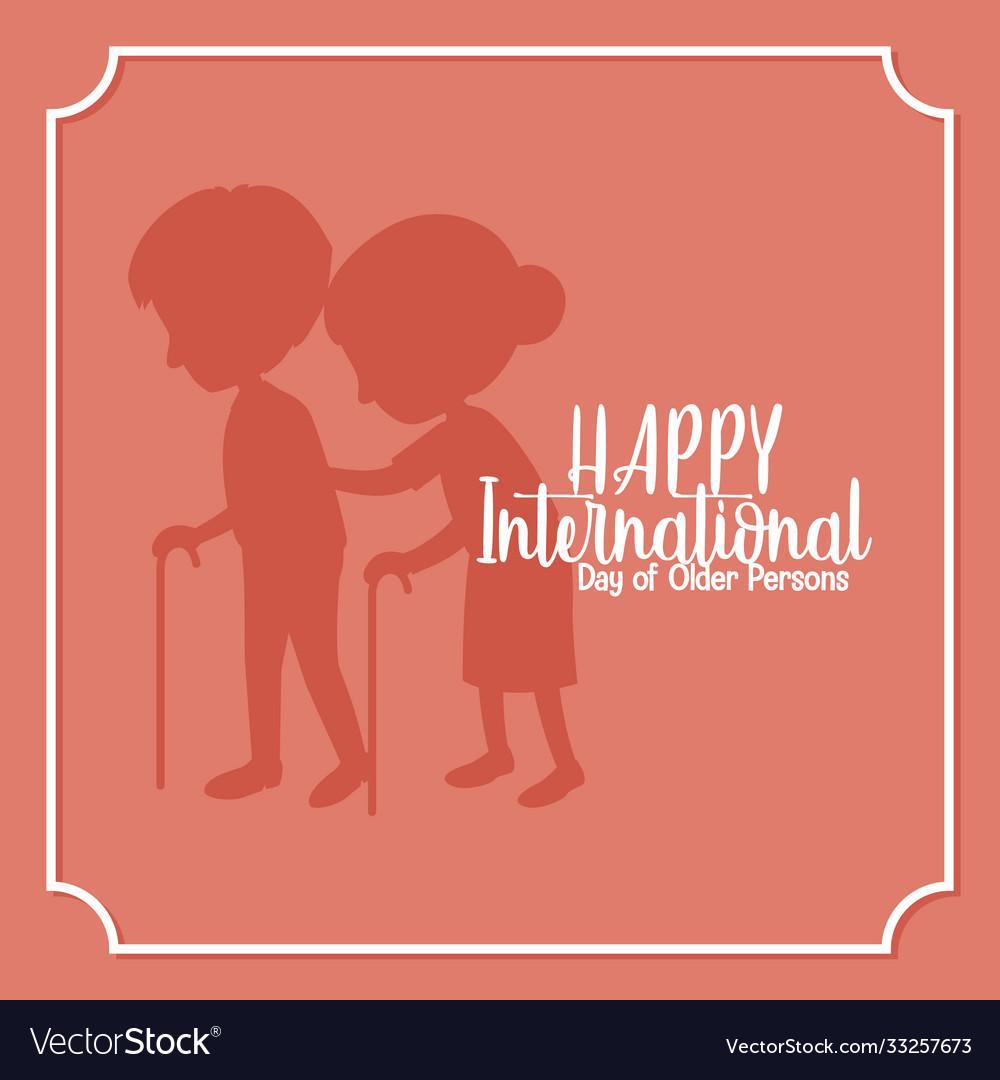 International day older persons banner