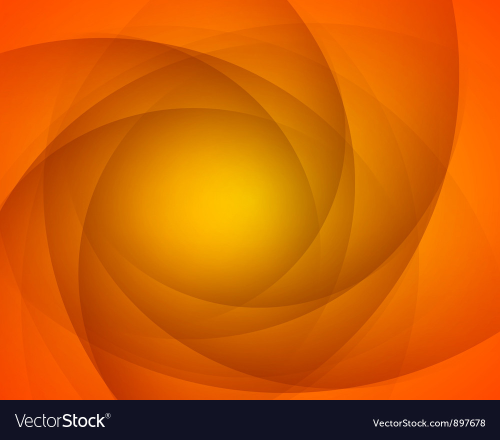 Abstract shapes swirl background