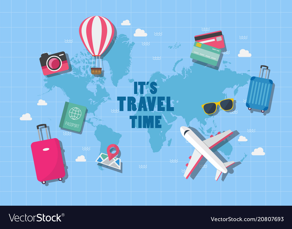 It is travel time