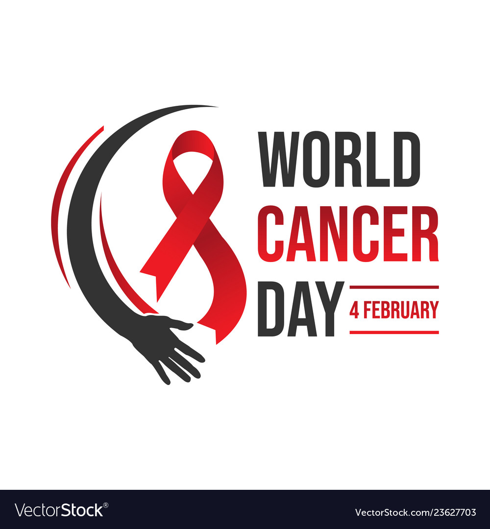 Campaign day of cancer world