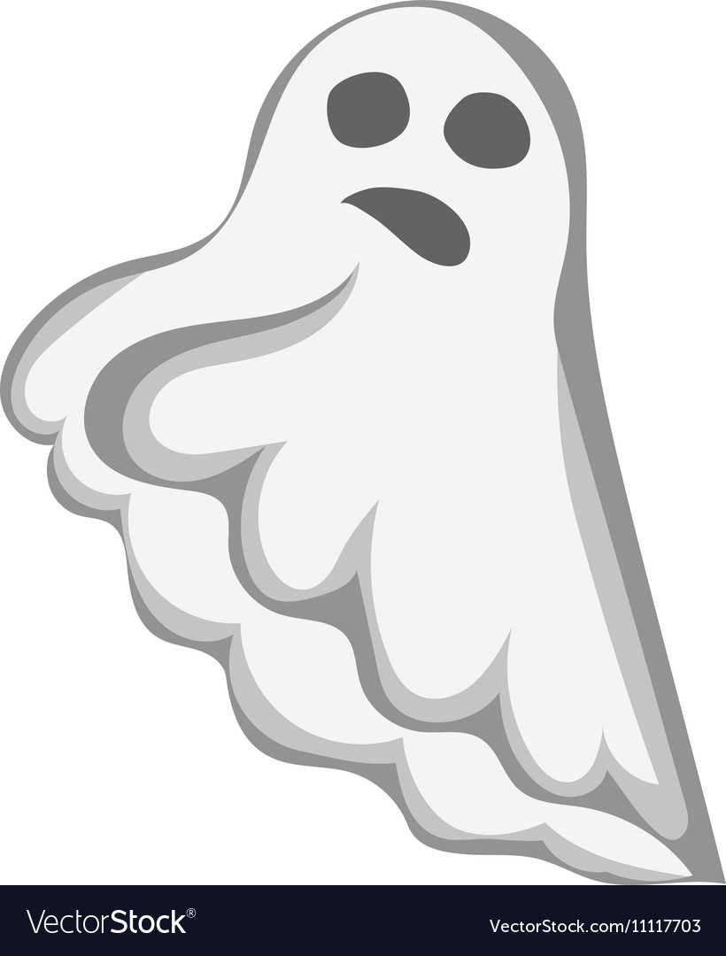 evil cartoon ghost - HD820×1080