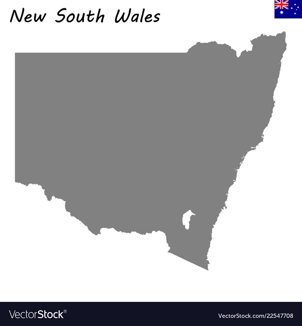 Map Of Australia New South Wales.Map Of New South Wales Is A State Of Australia