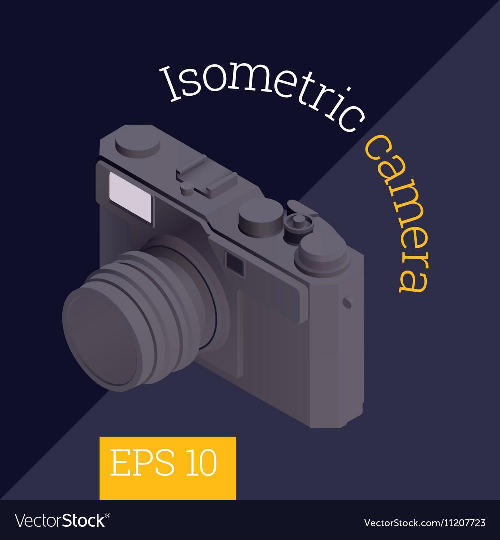 Camera isometric