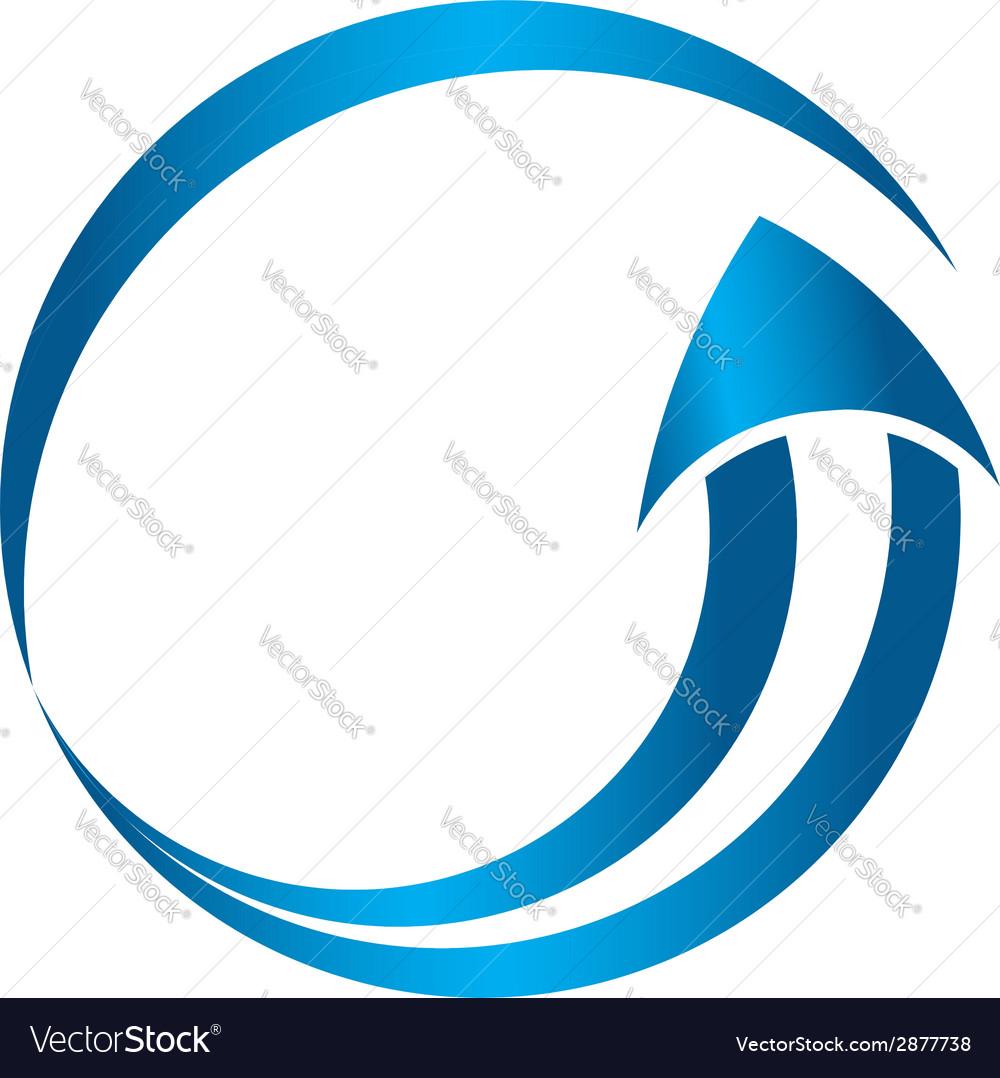 Circle arrow image