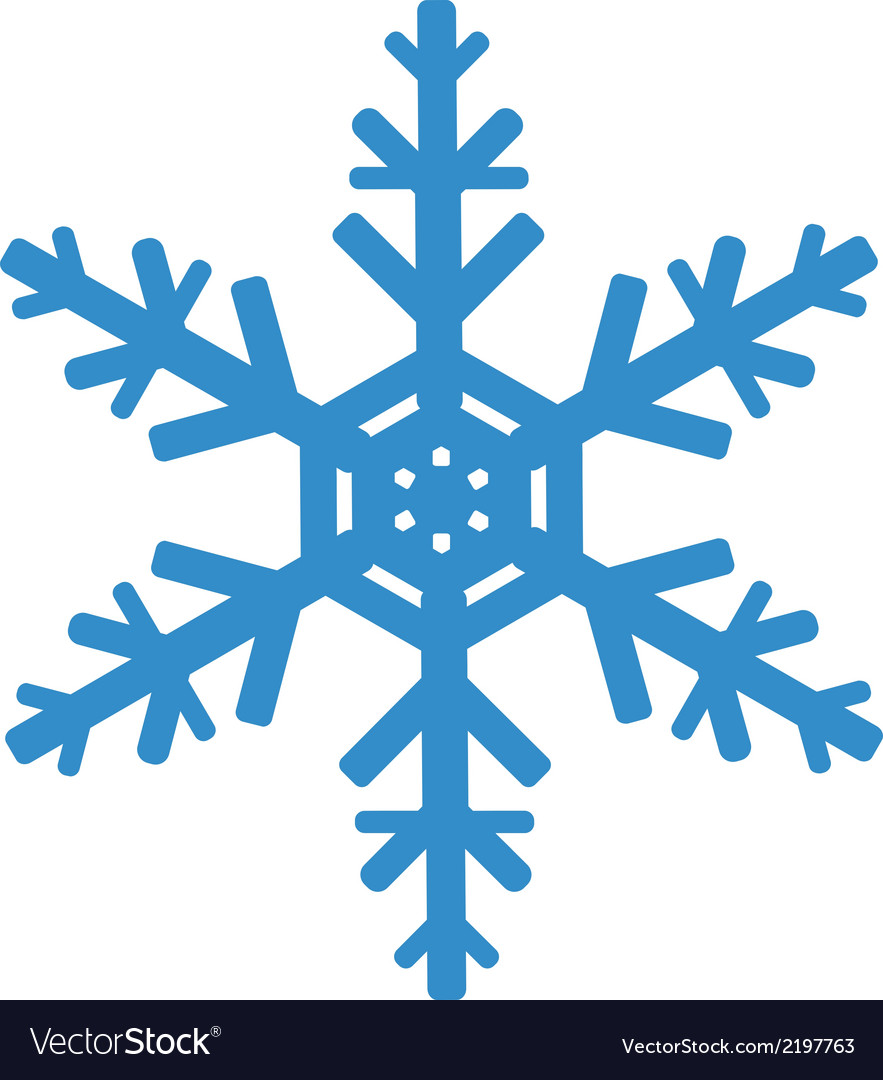 vector snowflake - terat  terat