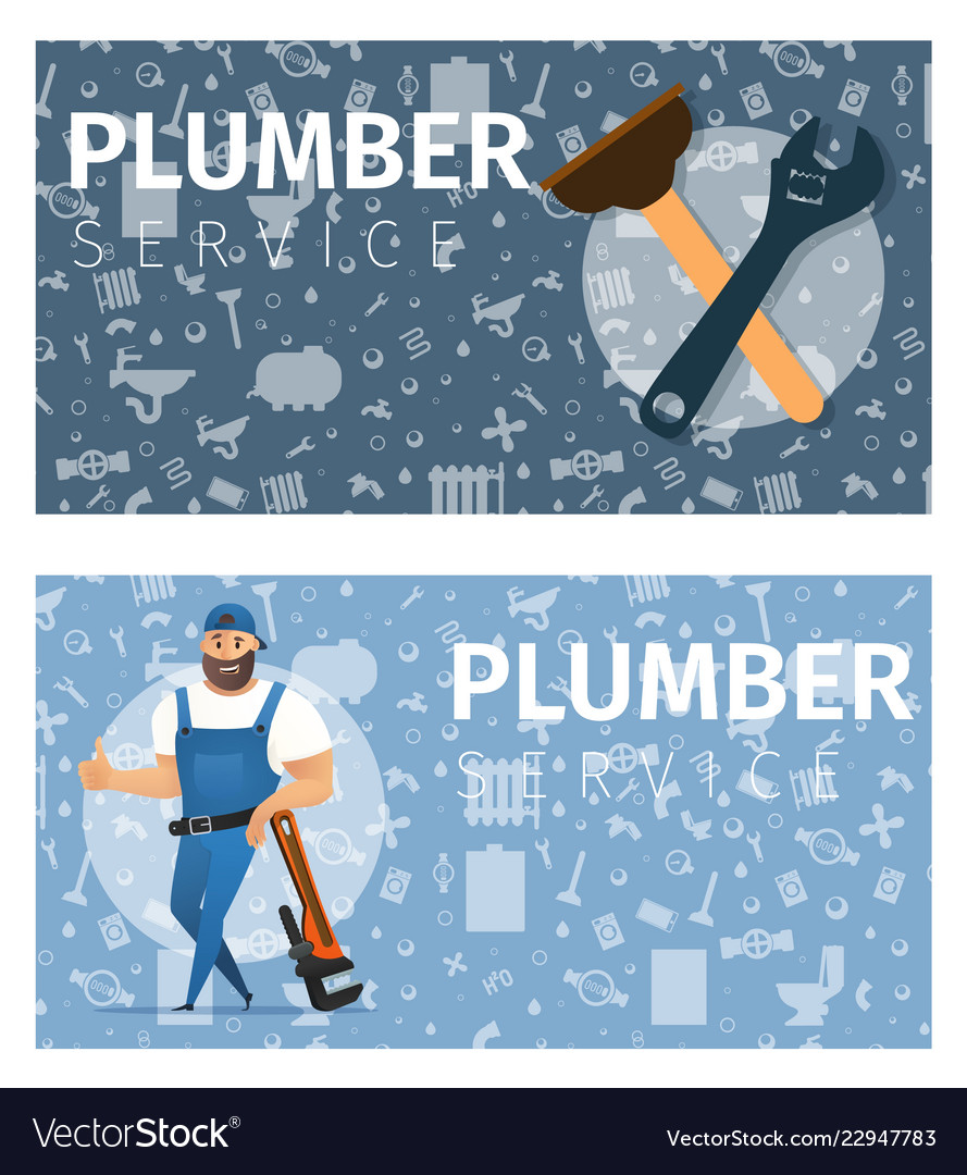 Concept plumber service