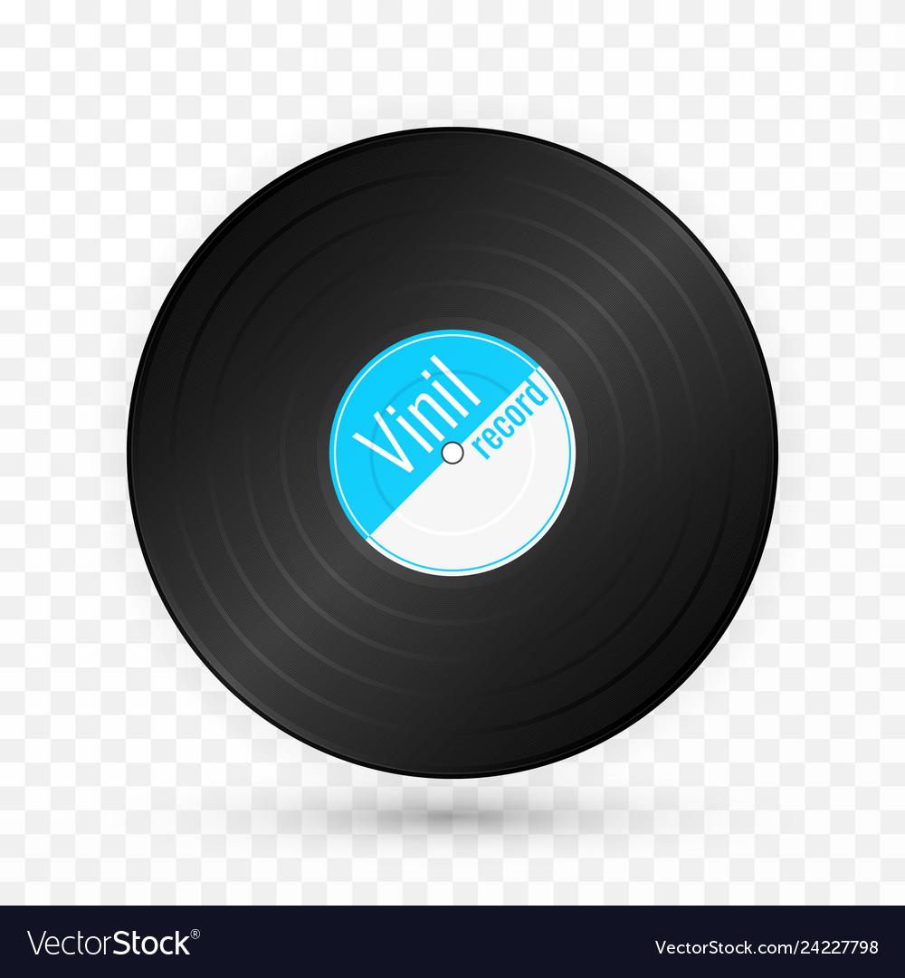 Vinyl music record vintage gramophone disc