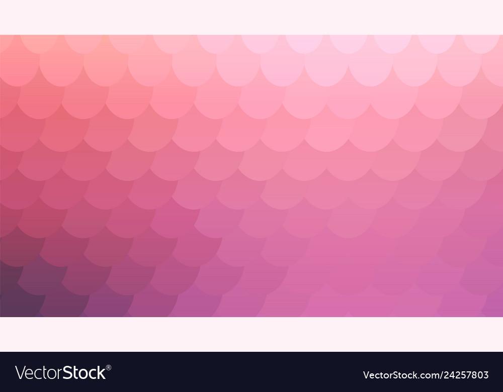 Pastel Pink Mosaic Backdrop For Banner Design