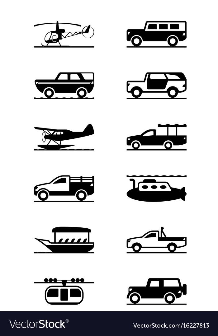 Safari and adventure vehicles