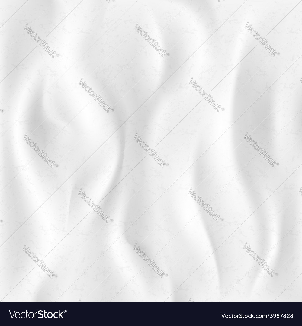 Background of white cloth