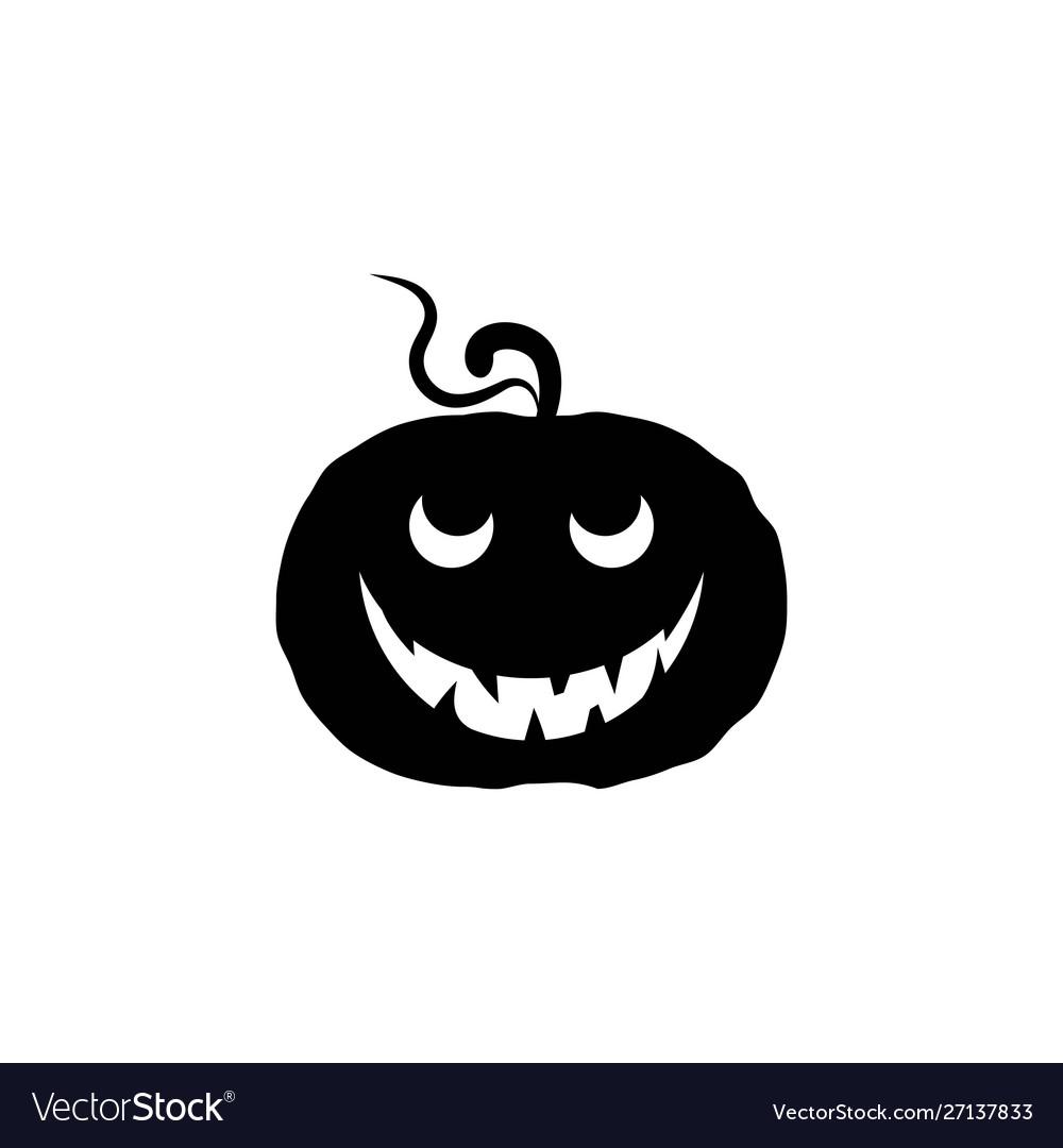 Jack olantern happy halloween icon