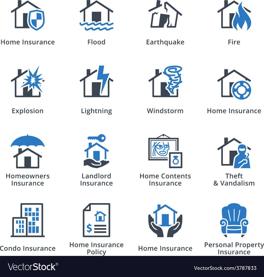 Property Insurance - Blue Series