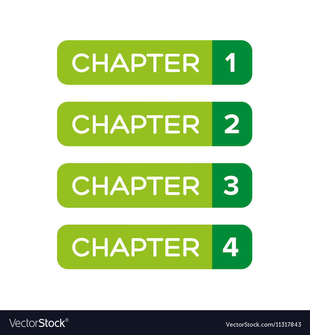 Chapter One Two Three Four