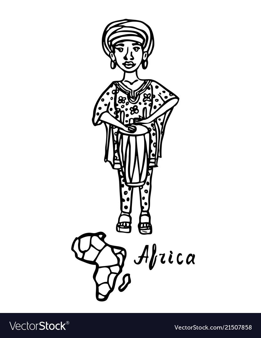 Africa set