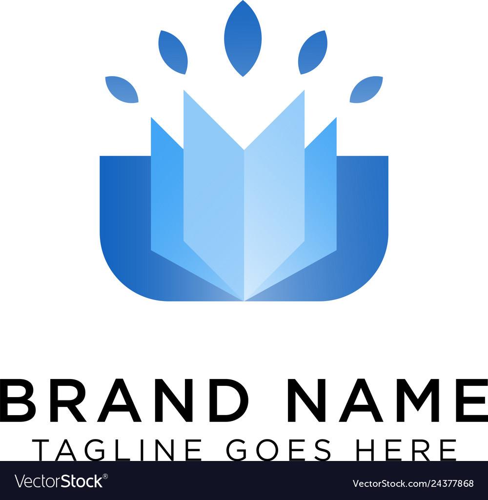 Book logo design inspiration