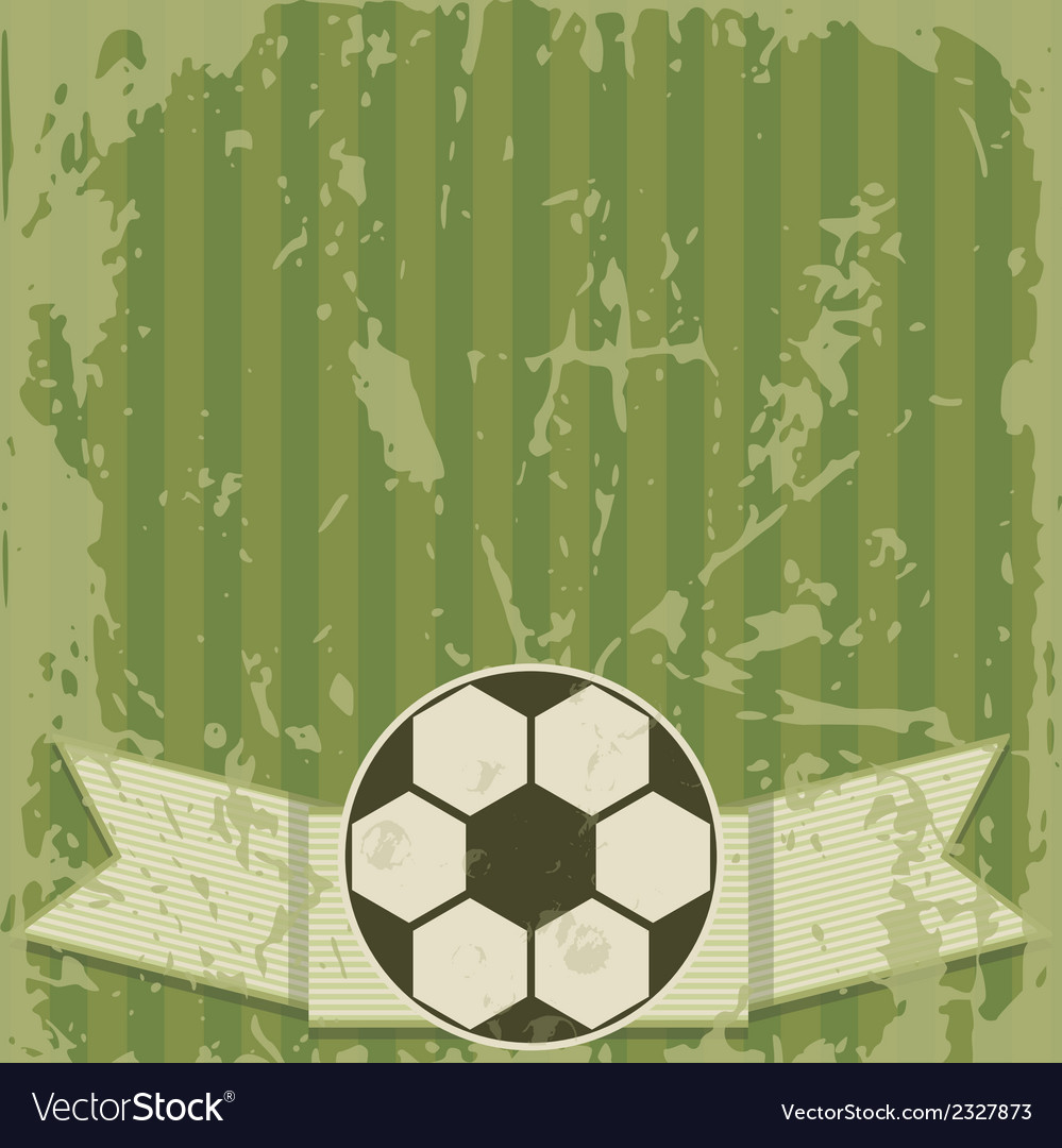 Football Greetings Card