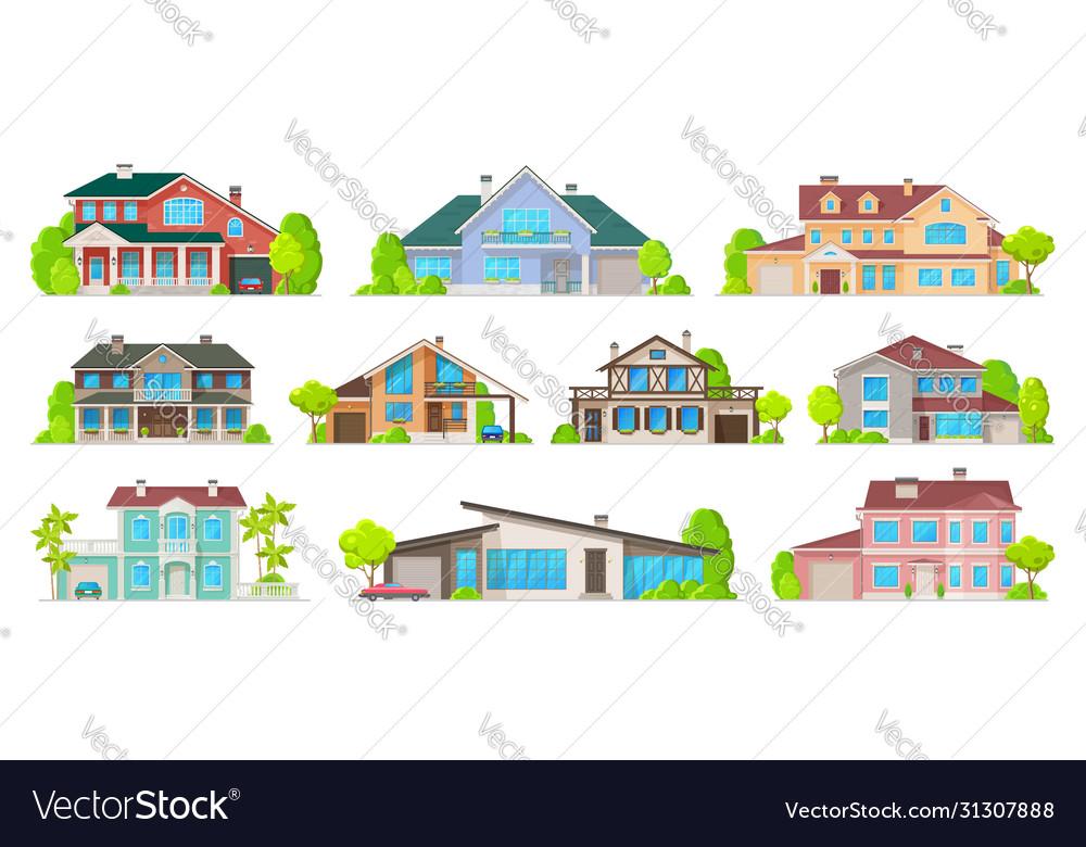 Private buildings real estate