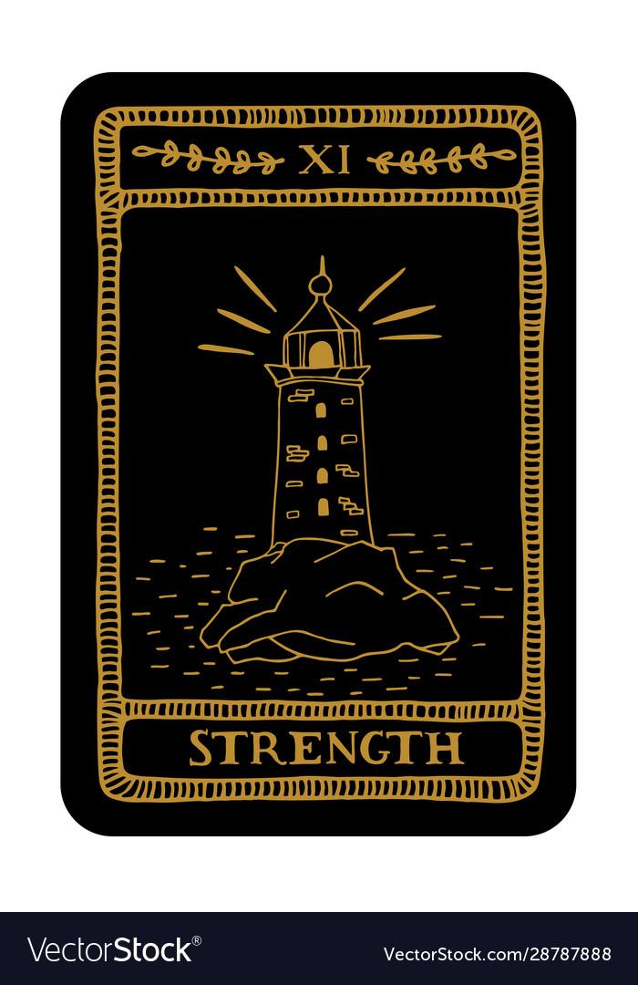 Tarot card major arcana