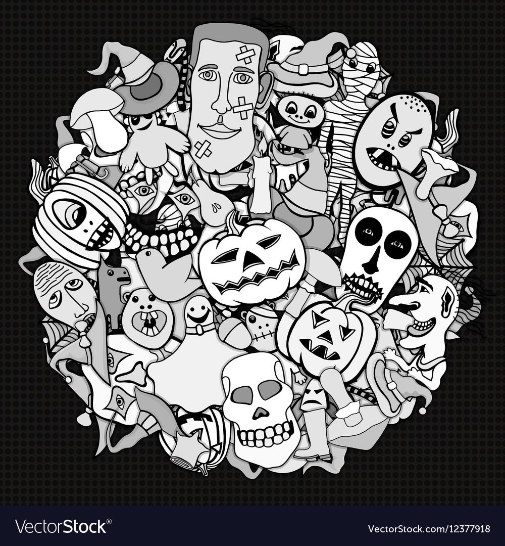 Halloween round