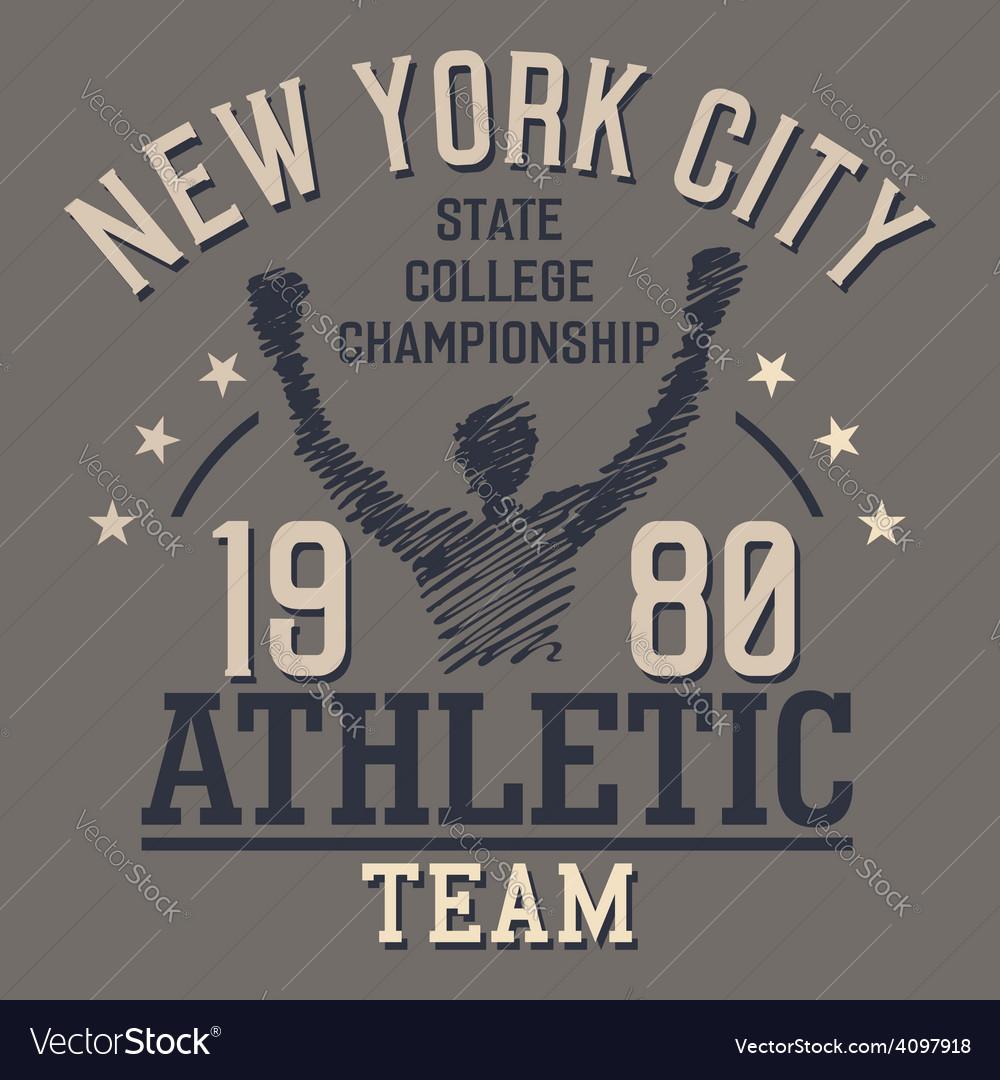 New York Athletic Team