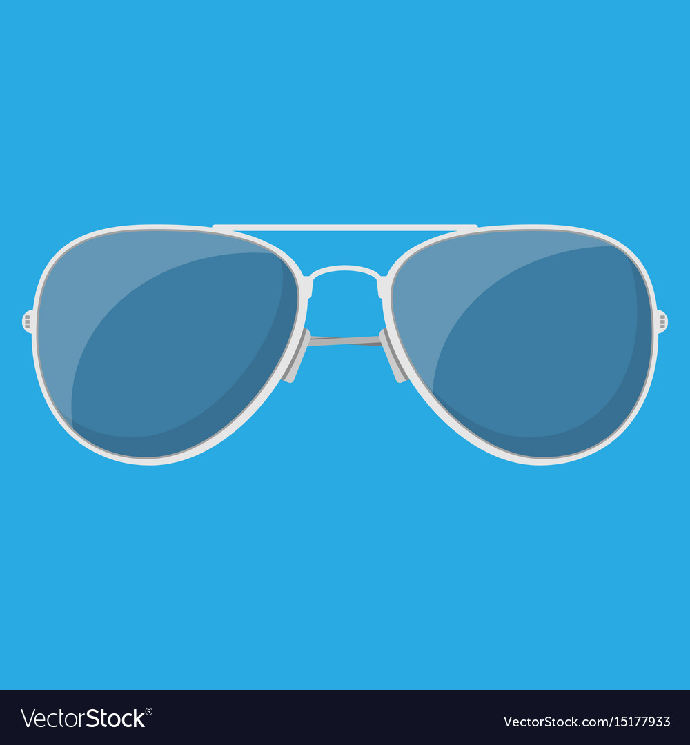 Aviator sunglasses protective eyewear