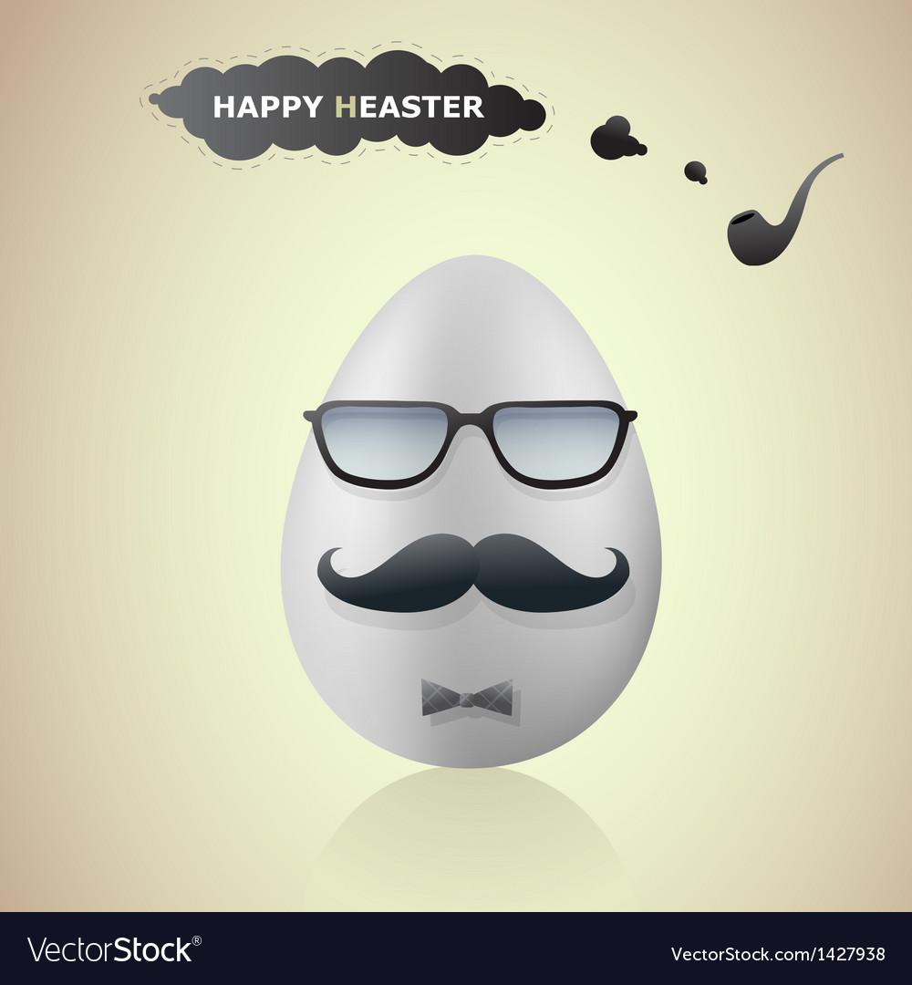Cute Easter egg